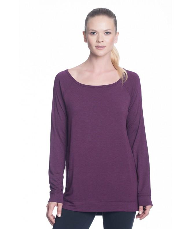 Gaiam Womens Ruby Sleeve Tunic