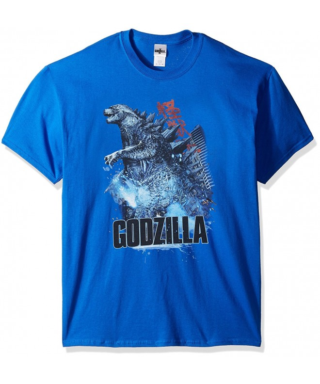 Godzilla Monsters T Shirt Movie Medium