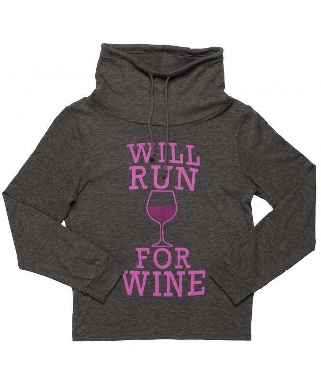 Chin Will Wine Junior Sweatshirt