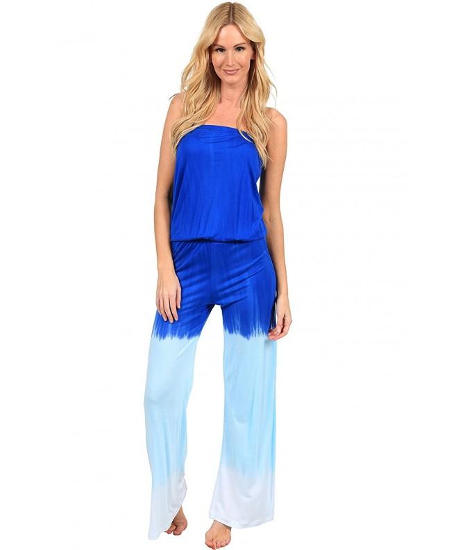 Ingear Summer Strapless Playsuit Jumpsuit