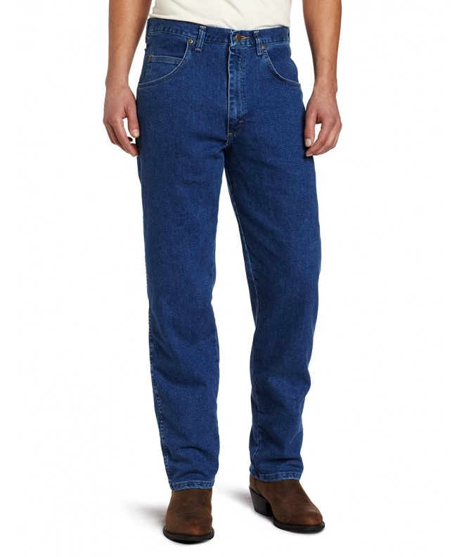 Wrangler Rugged Stretch Stonewashed 46x28