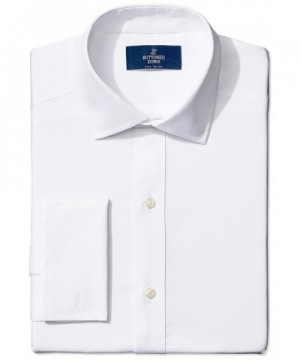 Buttoned Down Fitted Spread Collar Non Iron