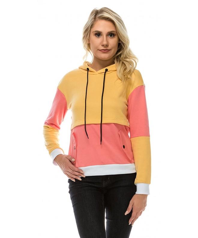 Angel Cola Womens Fleece Sweatshirt