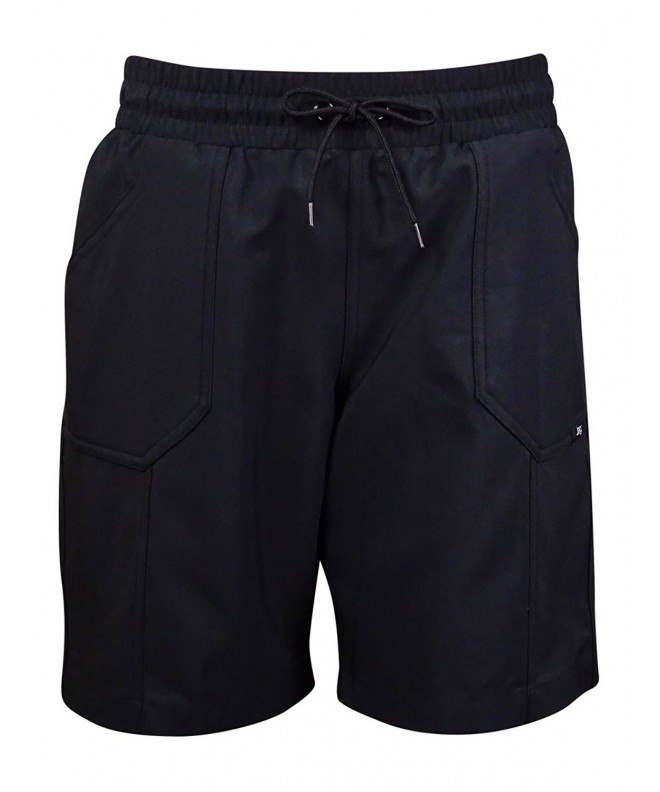 JAG Womens Drawstring Length Shorts
