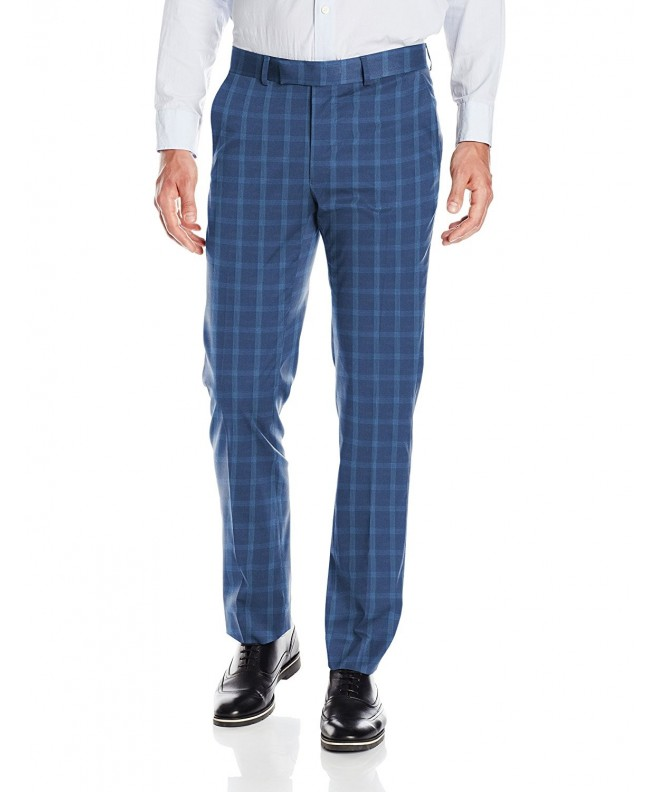 Nick Graham Front Separate Plaid