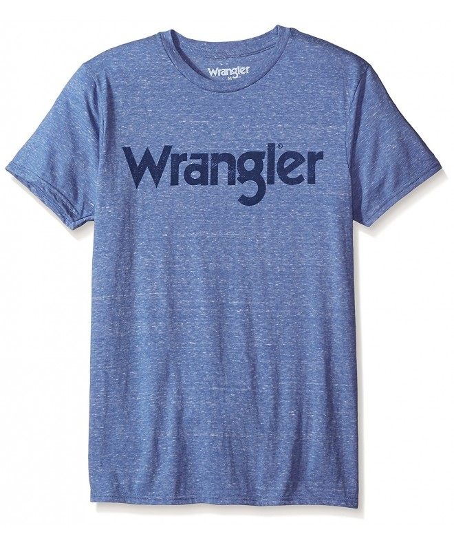 Wrangler Short Sleeve Shirt Heather