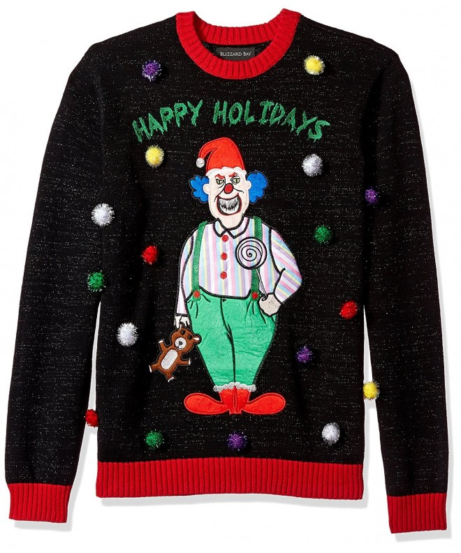 Blizzard Bay Happy Holidays Clown