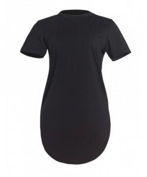 Sedrinuo Women Bodycon Sleeve T Shirts