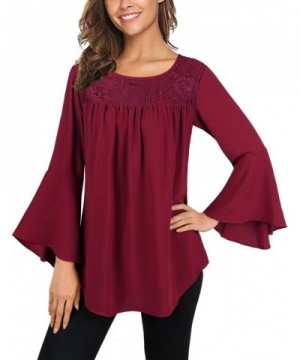 Faddare Ruffle Sleeve Business Clothes
