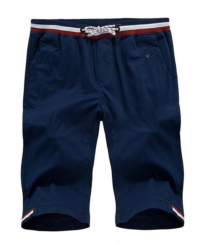 Mintsnow Linen Casual Classic Shorts