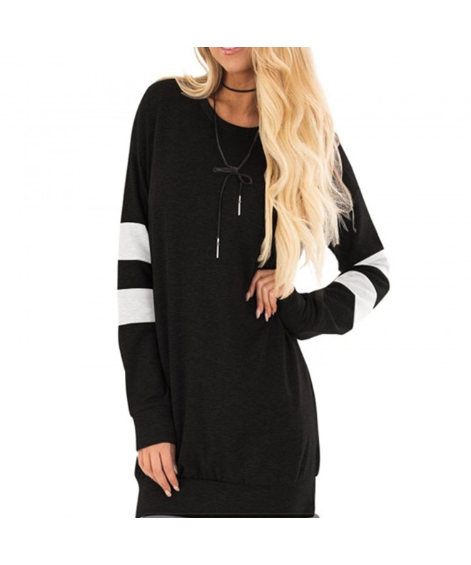 FeelinGirl Casual Round Sleeve Various