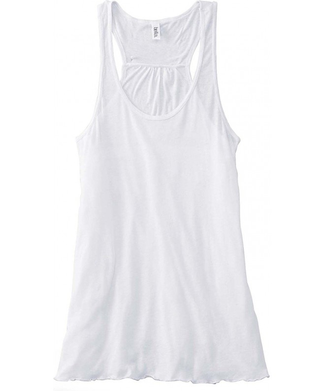 Bella Canvas Womens Flowy Racerback
