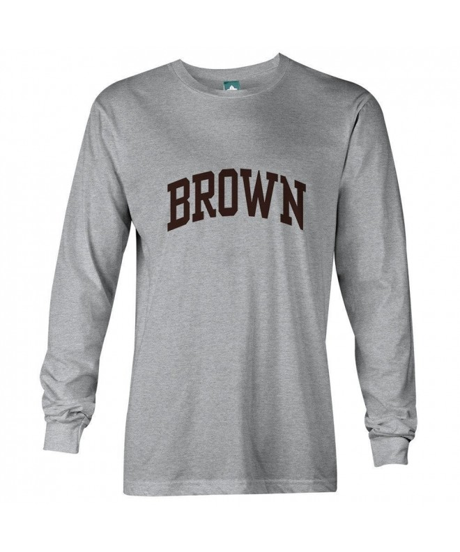 Brown University Sleeve T Shirt Ivysport