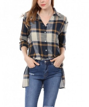 Discount Real Women's Button-Down Shirts