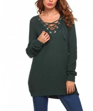 Soteer Womens Sleeve Sweater Pullover