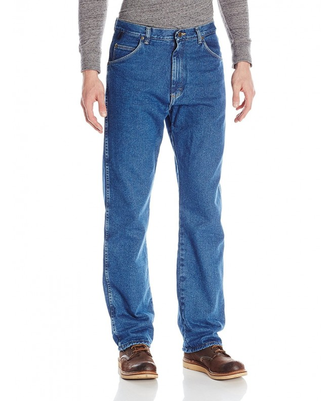 Wrangler Rugged Fleece Lined Stonewash