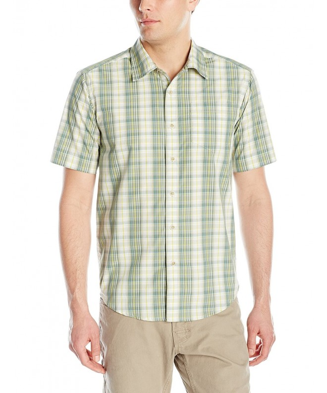 ExOfficio mundi Check Short Sleeve