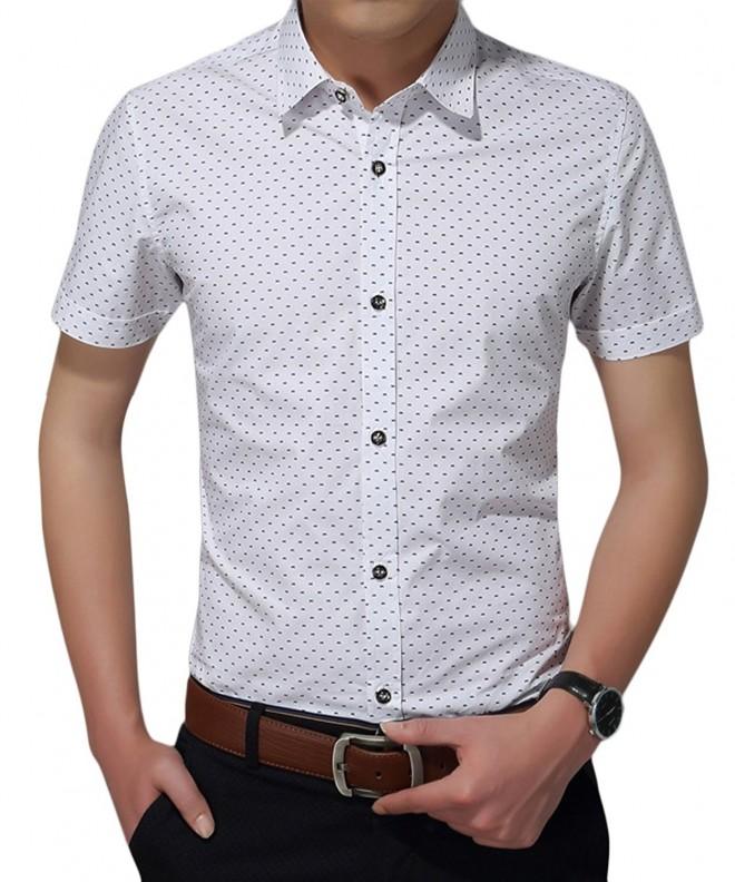 Sandbank Casual Sleeve Button Shirts