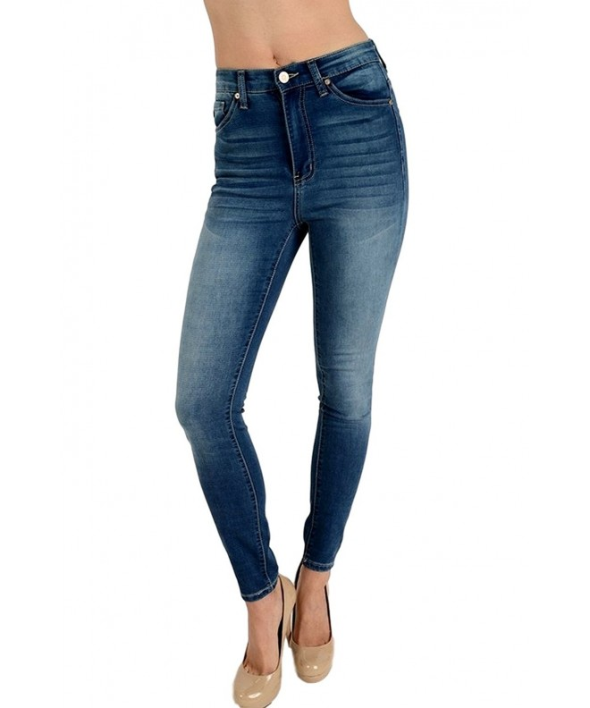 KAN CAN Womens Skinny KC5002MD