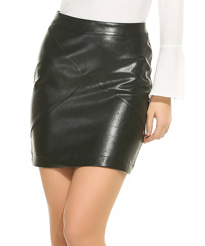 Pinspark Womens Leather Length Boydon