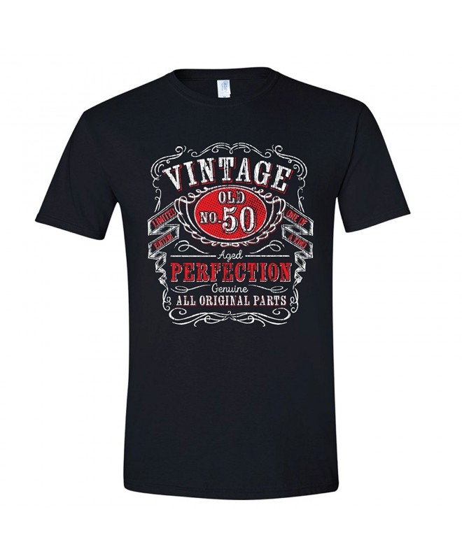 Texas Tees Birthday Shirts fiftieth