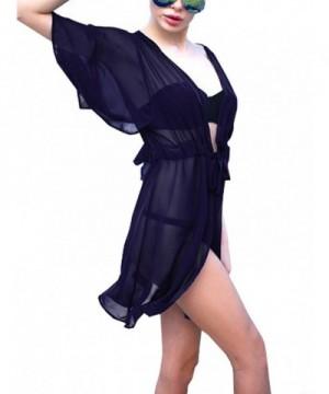 Yonala Drawstring Swimwear Swimsuit Cardigan