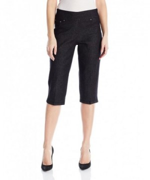 Ruby Rd Womens Stretch Clamdigger