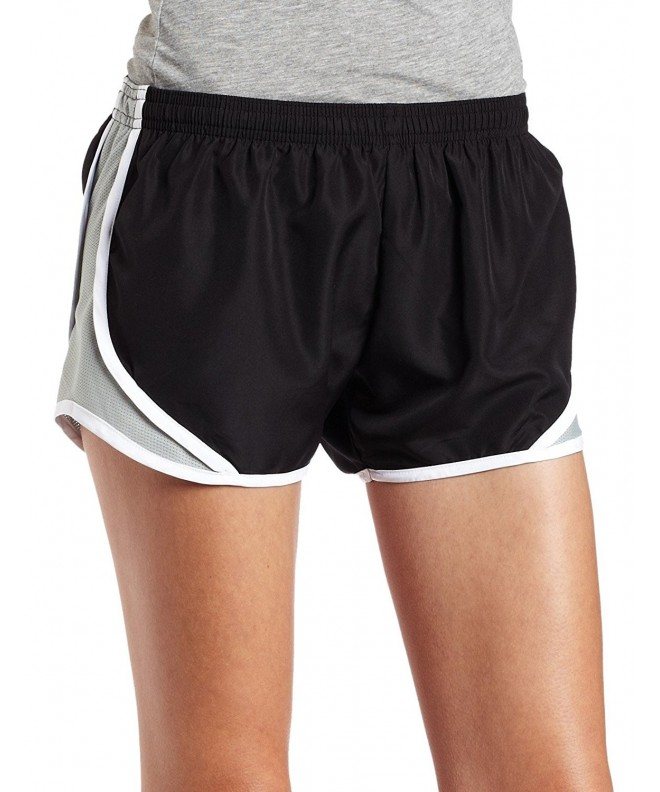 Soffe Juniors Shorty Short Silver