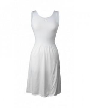 TruFit Womens Cotton Length Dress