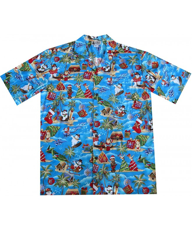 Aloha Republic Christmas Holiday Hawaiian