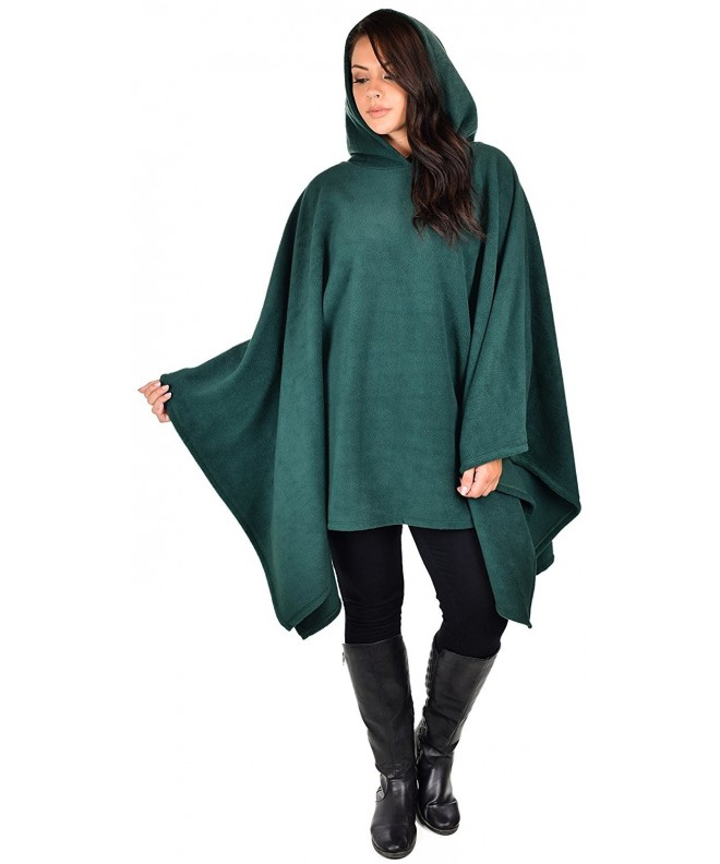 Dare2bStylish Poncho Hoodie Sweater Weather