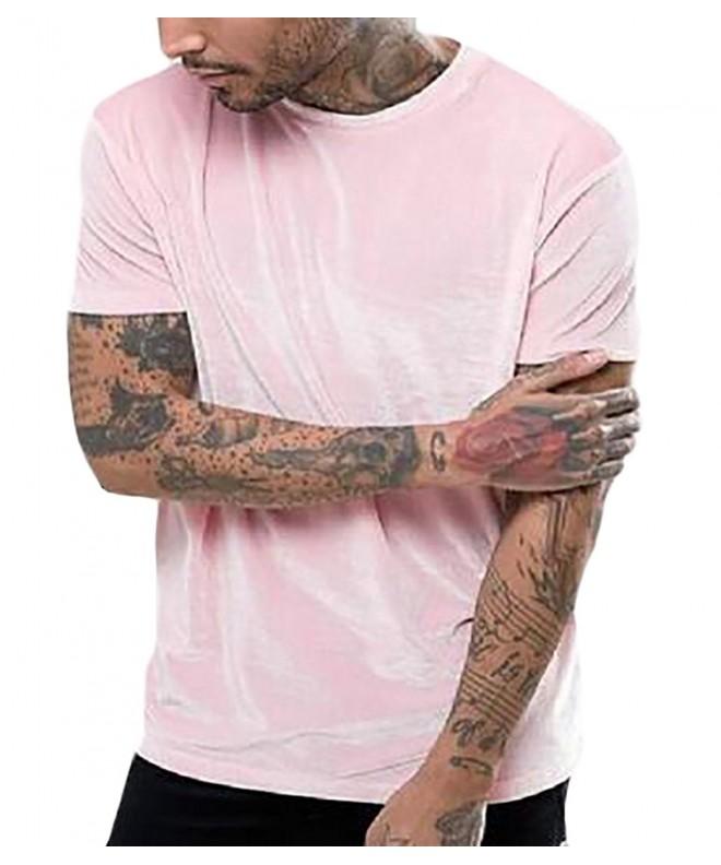 WSPLYSPJY Fashion Casual Short Sleeved T Shirt