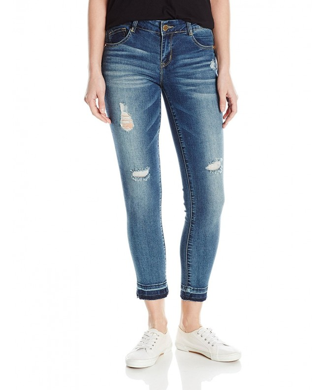 Jolt Womens Released Skinny Medium
