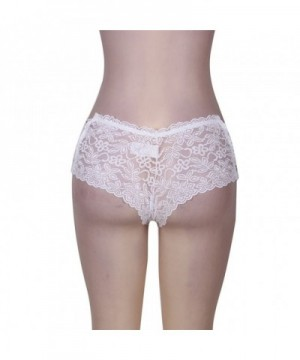 Boyshorts Underwear Breathable Traceless Transparent
