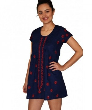 Ayurvastram Lily Long Plaket Dress