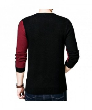 Discount Real Men's Pullover Sweaters Outlet Online
