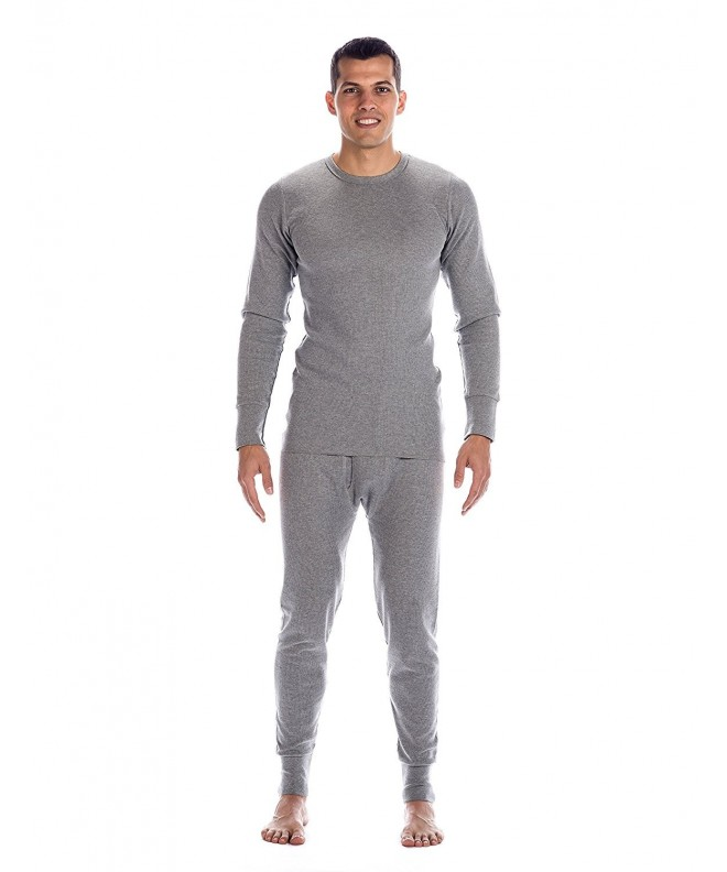 Mens Extreme Waffle Thermal Bottom