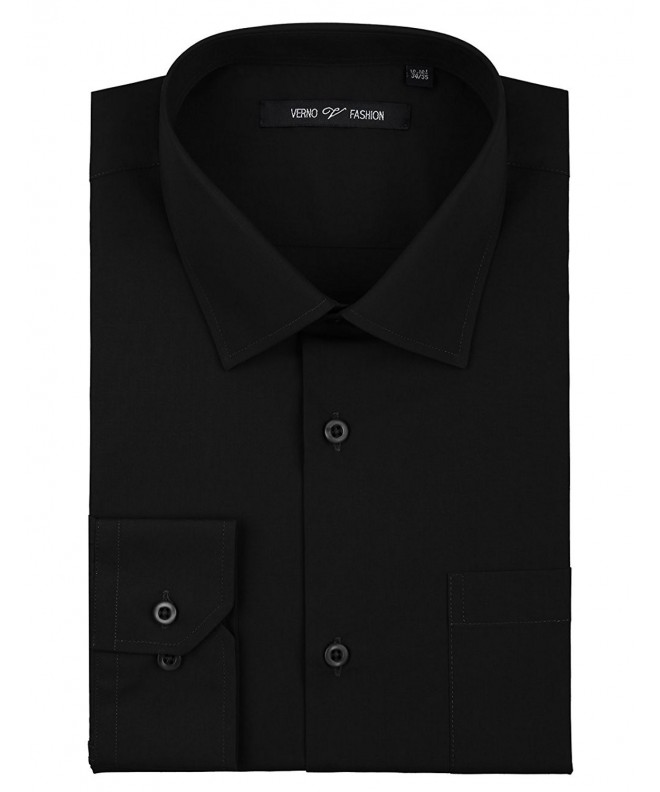 Luxton Regular Sleeve Dress Shirt