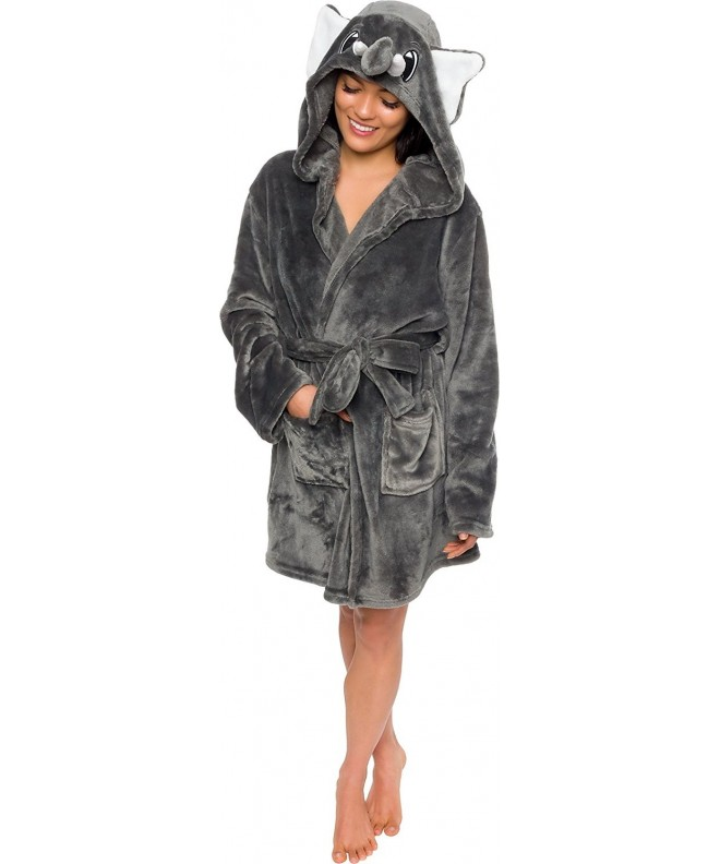 Silver Lilly Womens Animal Hooded