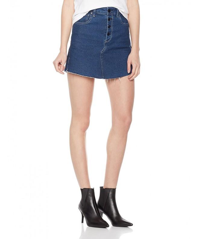 HALE Womens Line Skirt Charyl