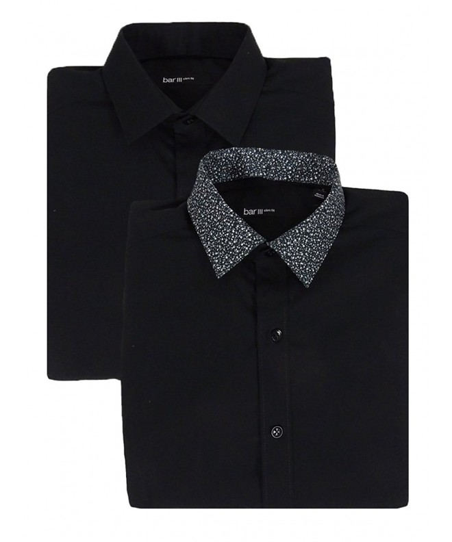 Bar III Button Dress Shirt