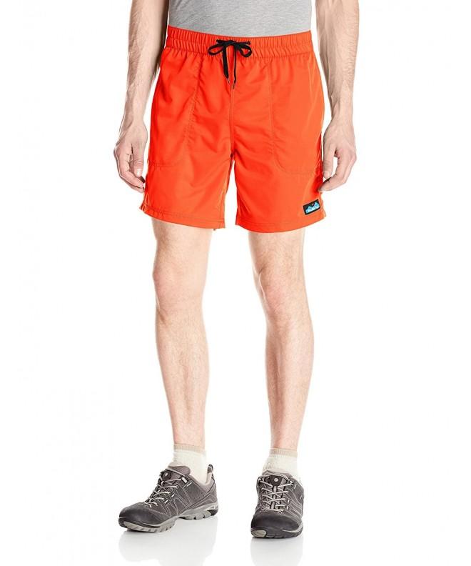 KAVU Costa Shorts Firewater Large