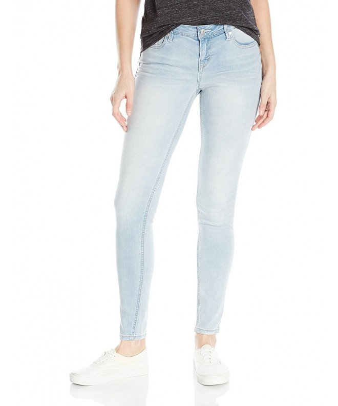 WallFlower Womens Wonder Skinny Haley