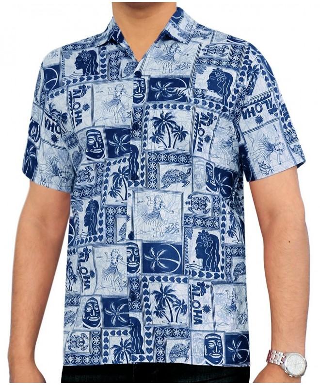 Leela Hawaiian Tropical Casual Sleeves