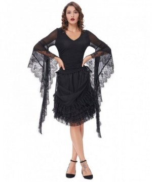 Ruffled Steampunk Gothic BP348 1 XL