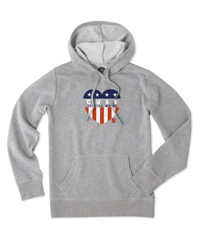 Life Good Syracuse Americana Sweatshirt