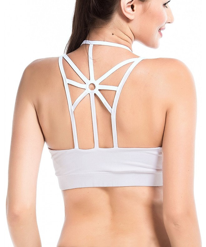 DeepTwist Strappy Wirefree Removable SZ139 White XL