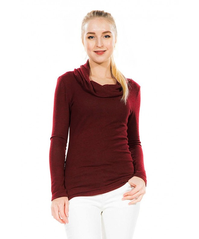 Womens Stretchable Sleeve Bodycon Sweater
