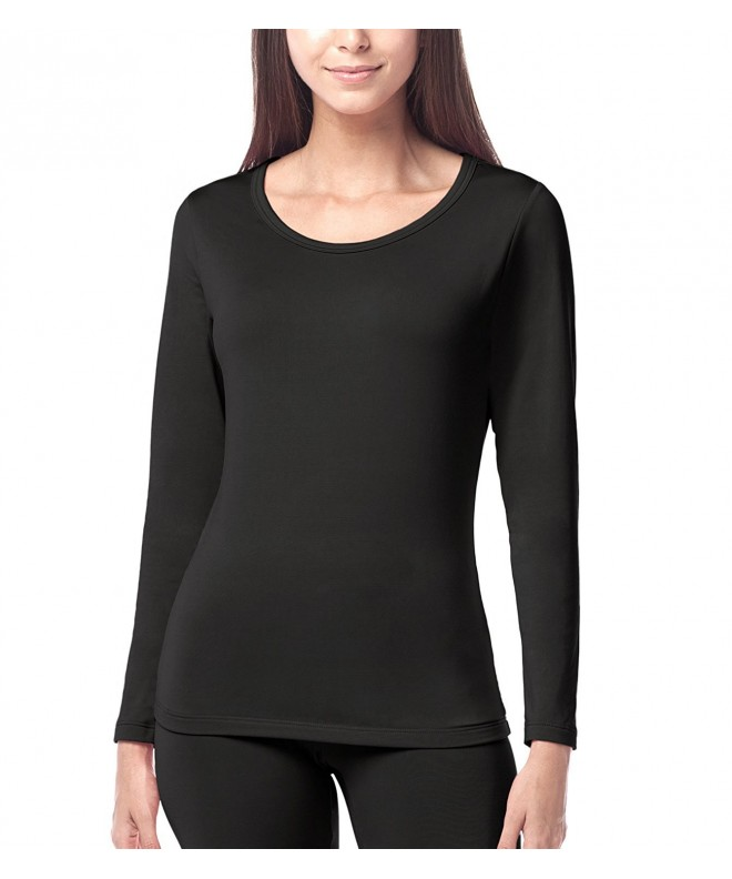 Lapasa Womens Thermal Fleece Underwear