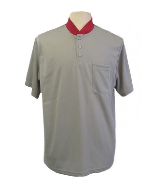 Mens Adaptive Shoulder Shirt Henley